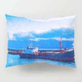 Blue Harbor Pillow Sham