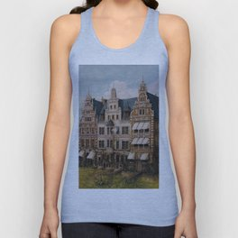 Departure from Bremen Unisex Tank Top