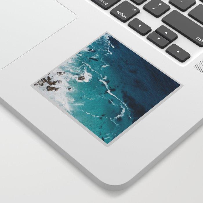 Sea 4 Sticker