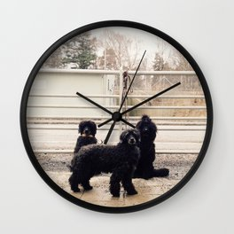 No. 1 Wall Clock