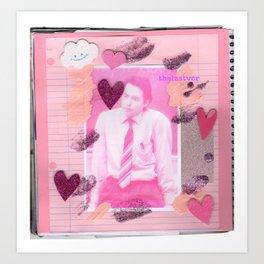 Mr. M. Art Print