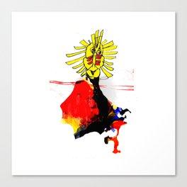 PINCHOS Canvas Print