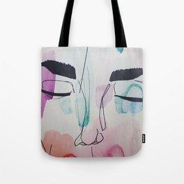 Shut Eye Tote Bag