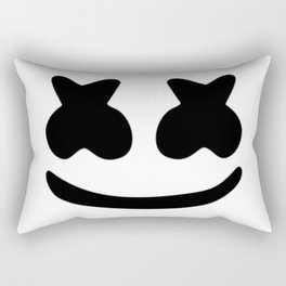 Marshmello design 2 Rectangular Pillow