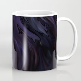 Exotica Blue Coffee Mug