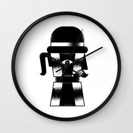 Italo Coffeino Wall Clock