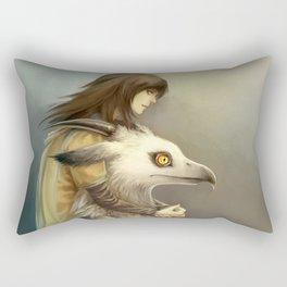 Cohorts Rectangular Pillow