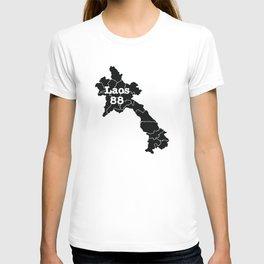 Laos 88 T-shirt