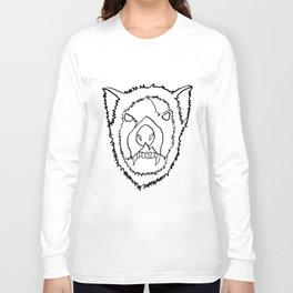 tasmanian devil Long Sleeve T-shirt