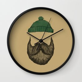 The Logger Wall Clock