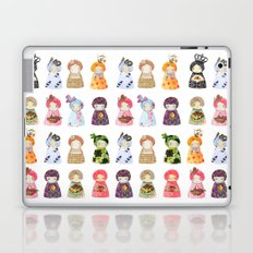PaperDolls Laptop & iPad Skin