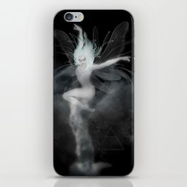 Air Witch - Elements Collection Art Print iPhone Skin