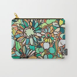 coralnturq Carry-All Pouch