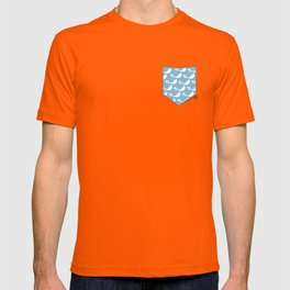 Joyful Dolphin Dancing in the Ocean T-shirt