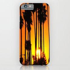 Striped Sunset iPhone 6s Slim Case