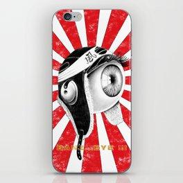 banz_eye !!! iPhone Skin