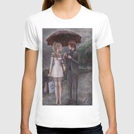 ChloNath - Gentle Rain T-shirt