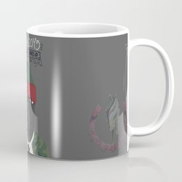 August 29th Forcado Poster Coffee Mug