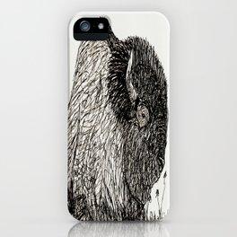 Buffalo Season 3 iPhone Case