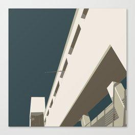 Yerba Buena, 4:38 PM Canvas Print