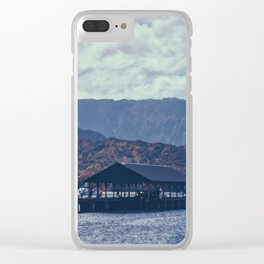 Hanalei Bay Clear iPhone Case