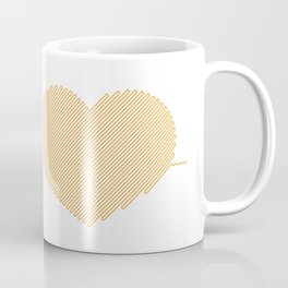 Heart Circuit Coffee Mug