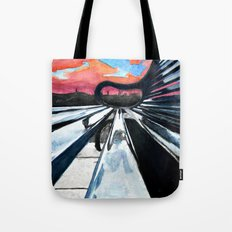 Look at it This Way Tote Bag