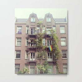 #thisisamsterdam Metal Print