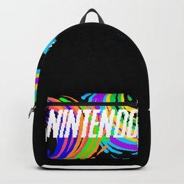 Pixel Splatoon Backpack