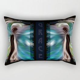 Ave Maria - Grace Rectangular Pillow