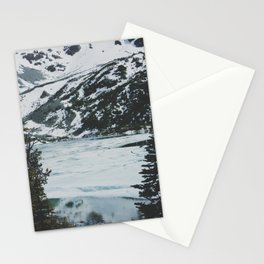 joffre lakes (13) Stationery Cards