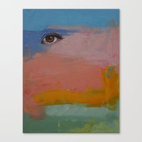 gypsy Canvas Prints featuring Gypsy by Michael Creese