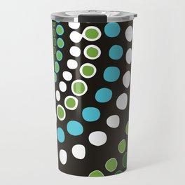 Aboriginal Pattern No. 6 Travel Mug