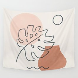 a warm feeling Wall Tapestry