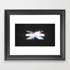 The DotEXE Logo Framed Art Print