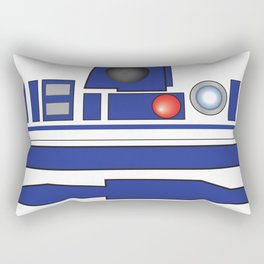 R2D2 R2-D2 series astromech droid Rectangular Pillow
