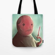 Cuter than master Yoda Tote Bag