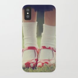 Mary Jane iPhone Case