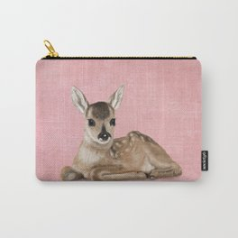 Small fawn Carry-All Pouch