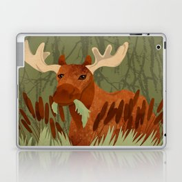 Moose Munch Laptop & iPad Skin