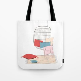 Summer chill Tote Bag