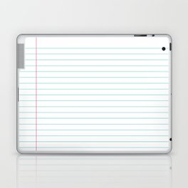 Notepaper Laptop & iPad Skin