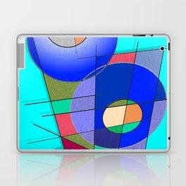 Les Bouclier Bleu Laptop & iPad Skin