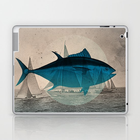 Northern Bluefin Laptop & iPad Skin