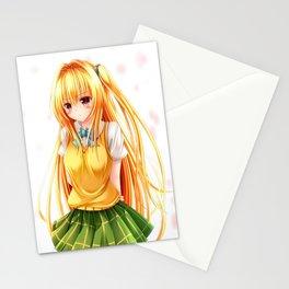 Momo Belia Deviluke Stationery Cards