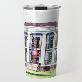 Ducros House, Thibodaux, Louisiana Travel Mug