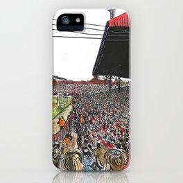 LAST EVER GOAL iPhone Case