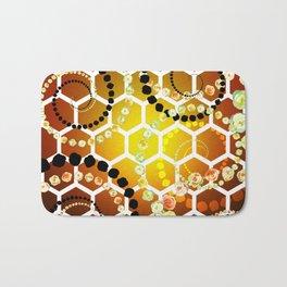 Honeycomb Bath Mat