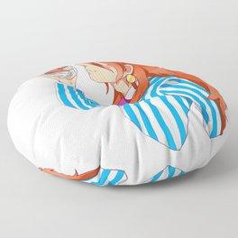 wizard dad Floor Pillow