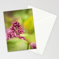 Syringa 2 Stationery Cards